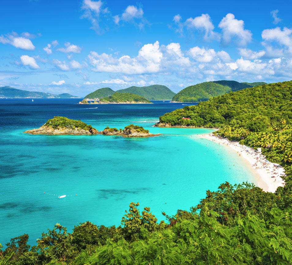 Tropical Island at Midday. | Hilton Global Associates Investigative Due Diligence for Governments