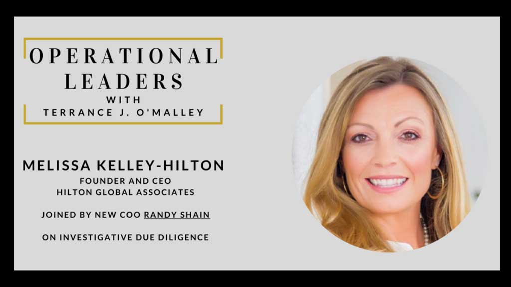 Melissa Kelley-Hilton Speaks About Investigative Due Diligence | Hilton Global Associates Investigative Due Diligence