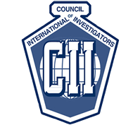 Council of International Investigators Logo | Hilton Global Associates Investigative Due Diligence