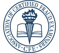 Association of Certified Fraud Examiners Logo | Hilton Global Associates Investigative Due Diligence