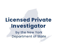 New York State Licensed Private Investigator Logo | Hilton Global Associates Investigative Due Diligence